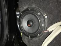 Установка акустики MTX TX465C в Nissan Murano III (Z52)