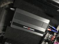 Установка усилителя Art Sound iX 1 в Volkswagen Transporter T6