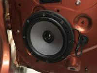 Установка акустики Morel Tempo Ultra Integra 602 в Lada Vesta SW Cross
