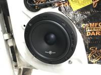 Установка акустики SoundQubed QS-6.5 в Skoda Octavia (A7)