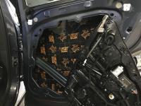 Установка Comfort Mat Dark D3 в Volvo XC60 II