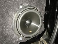 Установка акустики JBL GX608C в Nissan X-Trail (T32)