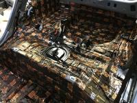 Установка Comfort Mat Dark D3 в KIA Picanto III (JA)