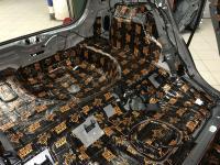 Установка Comfort Mat Dark D3 в KIA Rio X-line