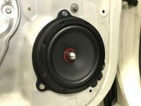 Установка акустики MTX TX465S в Nissan Qashqai