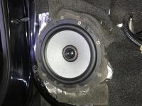 Установка акустики Morel Tempo Ultra Integra 602 в Nissan Teana (J32)