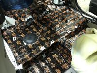Установка Comfort Mat Dark D3 в Citroen C4L sedan