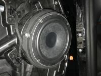 Установка акустики Hertz CK 165 в Mercedes V class (W447)