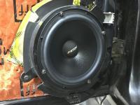 Установка акустики Eton POW 160.2 Compression в Skoda Octavia (A4)