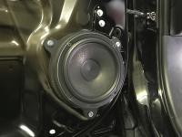 Установка акустики Hertz CK 165 в Toyota RAV4.5