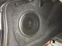 Установка сабвуфера Helix K 10W в BMW 5 (G30)