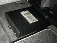 Установка усилителя Audio System Italy ADSP6 в Nissan X-Trail (T32)