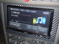 Фотография установки магнитолы Sony XAV-E70BT в Opel Antara