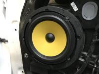 Установка акустики JL Audio C1-650 в KIA Ceed II (JD)