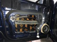 Установка Comfort Mat Dark D2 в Nissan Qashqai