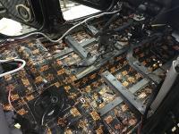 Установка Comfort Mat Dark D3 в Nissan Qashqai