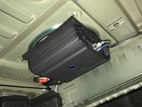 Установка усилителя Alpine S-A60M в Toyota Camry V70