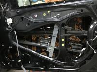 Установка Comfort Mat Dark D2 в Honda Accord 8