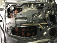 Установка Comfort Mat Dark D2 в Nissan Patrol