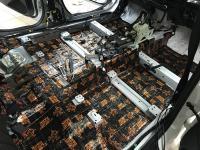 Установка Comfort Mat Dark D3 в Mazda 6 (III)