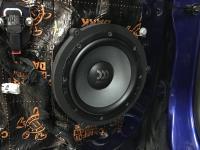 Установка акустики Morel Maximo Ultra 602 в Ford Mondeo 5 (Mk V)
