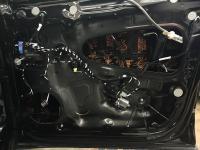 Установка Comfort Mat Dark D2 в Volkswagen Tiguan II