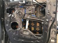 Установка Comfort Mat Dark D2 в Hyundai H-1 II