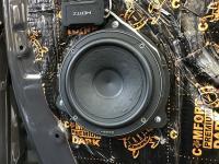 Установка акустики Hertz CK 165 L в Hyundai H-1 II