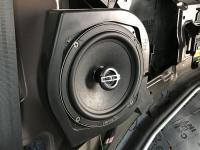 Установка акустики Morel Tempo Ultra Integra 602 в Hyundai H-1 II