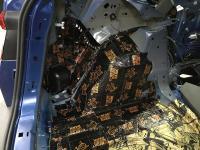 Установка Comfort Mat Dark D3 в Skoda Karoq