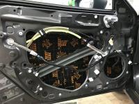 Установка Comfort Mat Dark D2 в Mazda 6 (III)