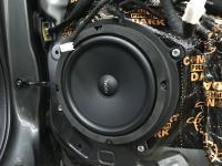 Установка акустики Focal Universal ISU200 в Mazda 6 (III)