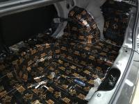 Установка Comfort Mat Dark D3 в Lada Vesta