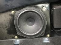 Установка акустики Hertz C 165 в BMW Z4 (E89)