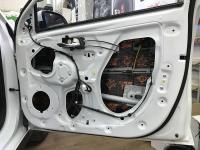 Установка Comfort Mat Dark D2 в KIA Rio X-line