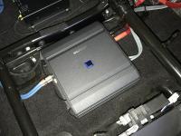 Установка усилителя Alpine S-A60M в Land Rover Range Rover Sport