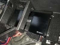 Установка усилителя Audio System M-90.4 в Skoda Yeti