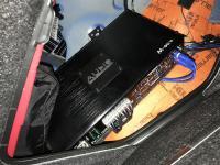 Установка усилителя Audio System M-90.4 в BMW 1 (F20)