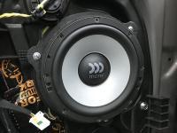 Установка акустики Morel Maximo Ultra 602 в KIA Ceed III (CD)