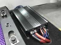 Установка усилителя DD Audio D4.100 в Chrysler PT Cruiser Convertable