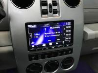 Фотография установки магнитолы Kenwood DMX8020DABS в Chrysler PT Cruiser Convertable