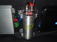 Установка Sound Quest CAP5M в KIA Cerato II (TD)