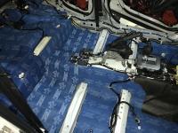Установка Comfort Mat BlockShot в Subaru Forester (SJ)