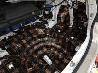 Установка Comfort Mat Dark D3 в Subaru Forester (SJ)