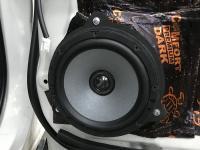 Установка акустики Morel Tempo Ultra Integra 602 в Subaru Forester (SJ)