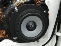 Установка акустики Morel Maximo Ultra 602 в Audi A4 (B9)