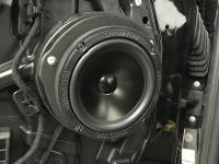 Установка акустики Ground Zero GZRC 165.3SQ в Mercedes V class (W447)