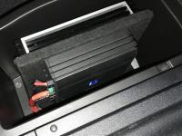 Установка усилителя Alpine S-A60M в BMW X5 (F15)