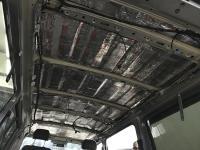 Установка Comfort Mat SkyLine в Volkswagen Caravelle T5