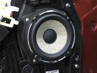 Установка акустики Focal Performance PS 165 F3 woofer в Hyundai Santa Fe (IV)